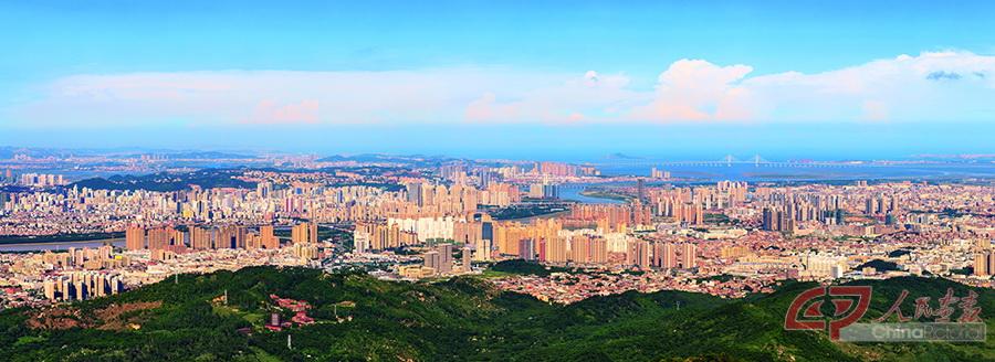 福建省泉州市,晋江市紫帽山风景区. 视觉中国 供图